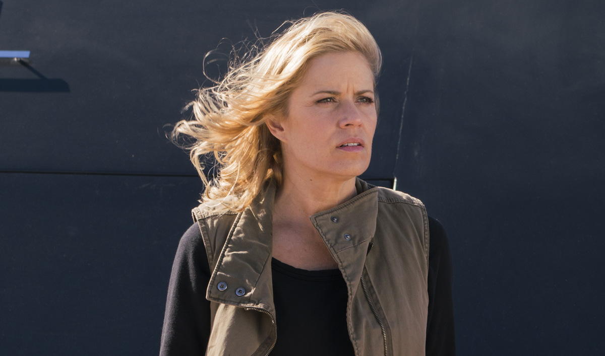 <em>Fear the Walking Dead</em> Q&#038;A – Kim Dickens (Madison Clark)