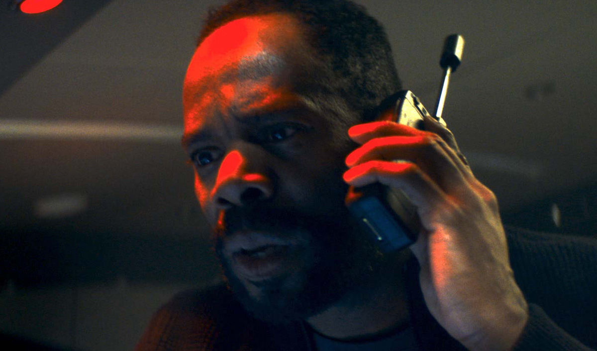 Sneak Peek of Sunday's Episode: Who Is Out There for Strand to Call?