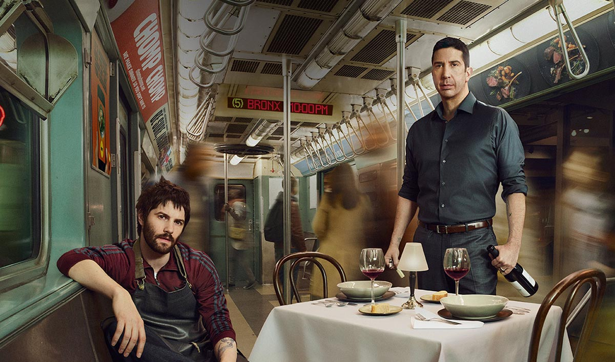 David Schwimmer Chats With <em>GQ</em> About <em>Beast</em>; <em>Deadline</em> Features Key Art