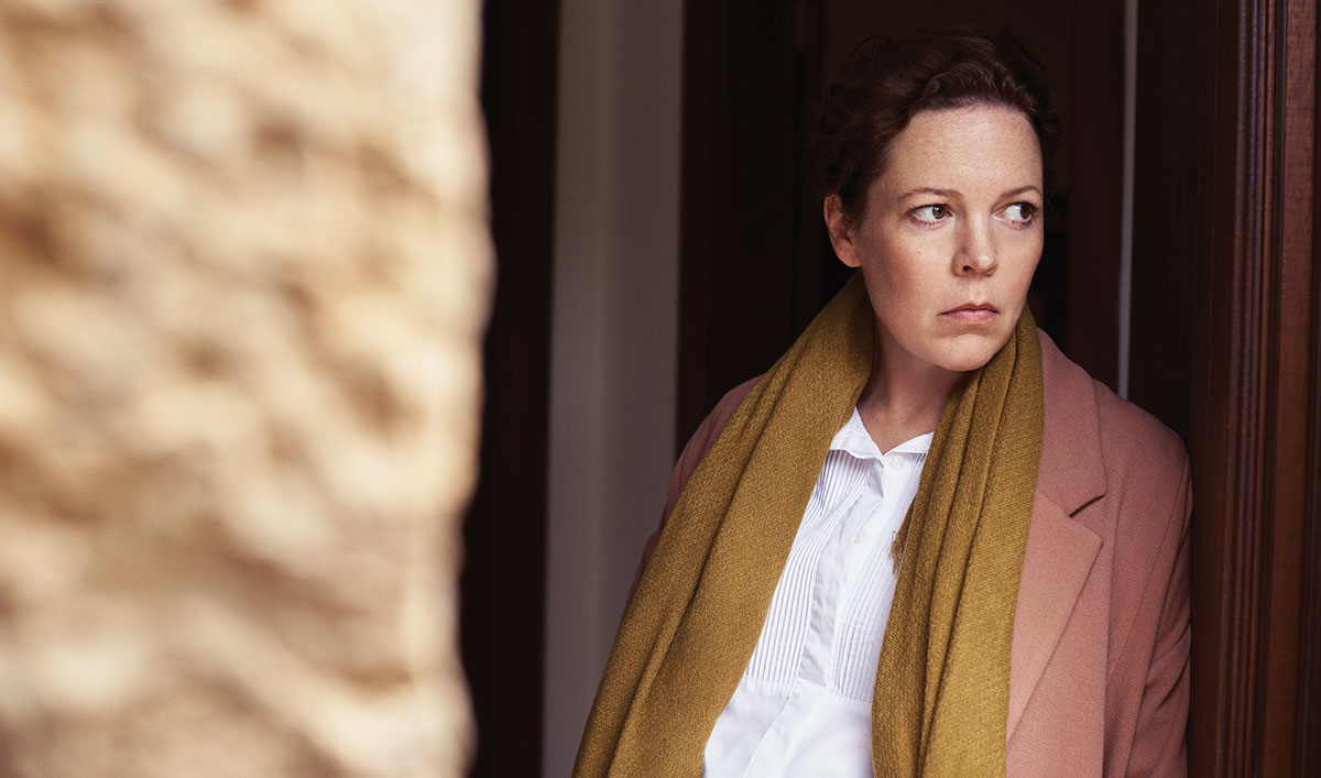 <em>The Night Manager</em> Q&A — Olivia Colman (Angela Burr)