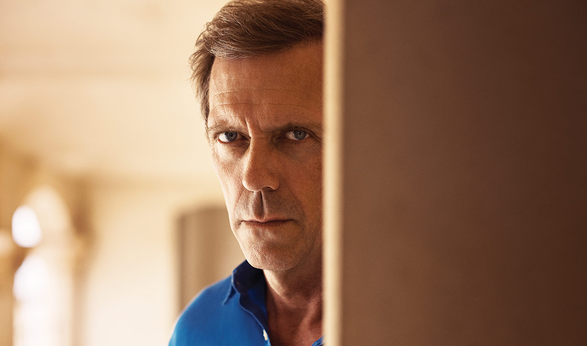 <em>The Night Manager</em> Q&#038;A &#8212; Hugh Laurie (Richard Roper)