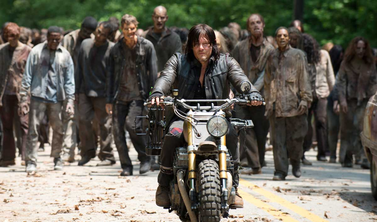 Norman Reedus Previews Season 8 to <em>EW</em>; <em>TV Guide</em> on Maggie as Leader