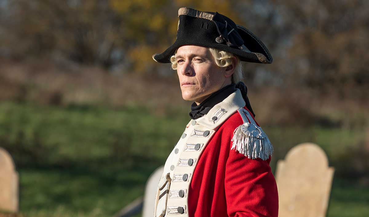 <em>TURN: Washington's Spies</em> Q&A – Burn Gorman (Major Hewlett)