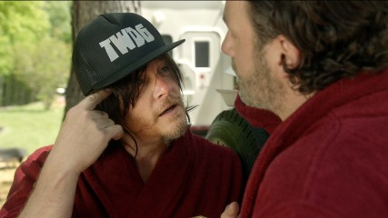 The Walking Dead Red Nose Day Special