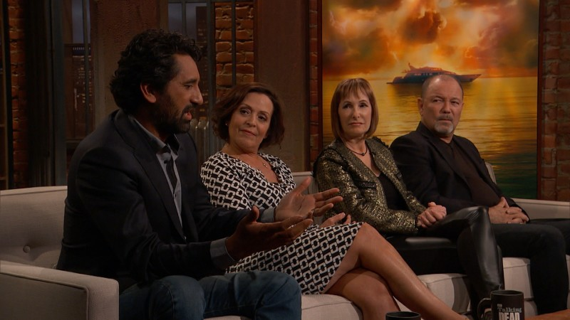 Bonus Scene: Talking Dead: Episode 623