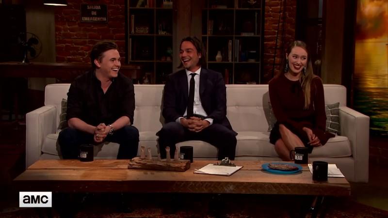 Highlights: Episode 621: Talking Dead:On Set
