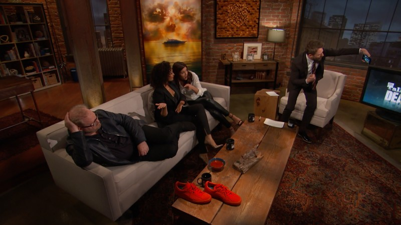 Bonus Scene: Talking Dead: Episode 622