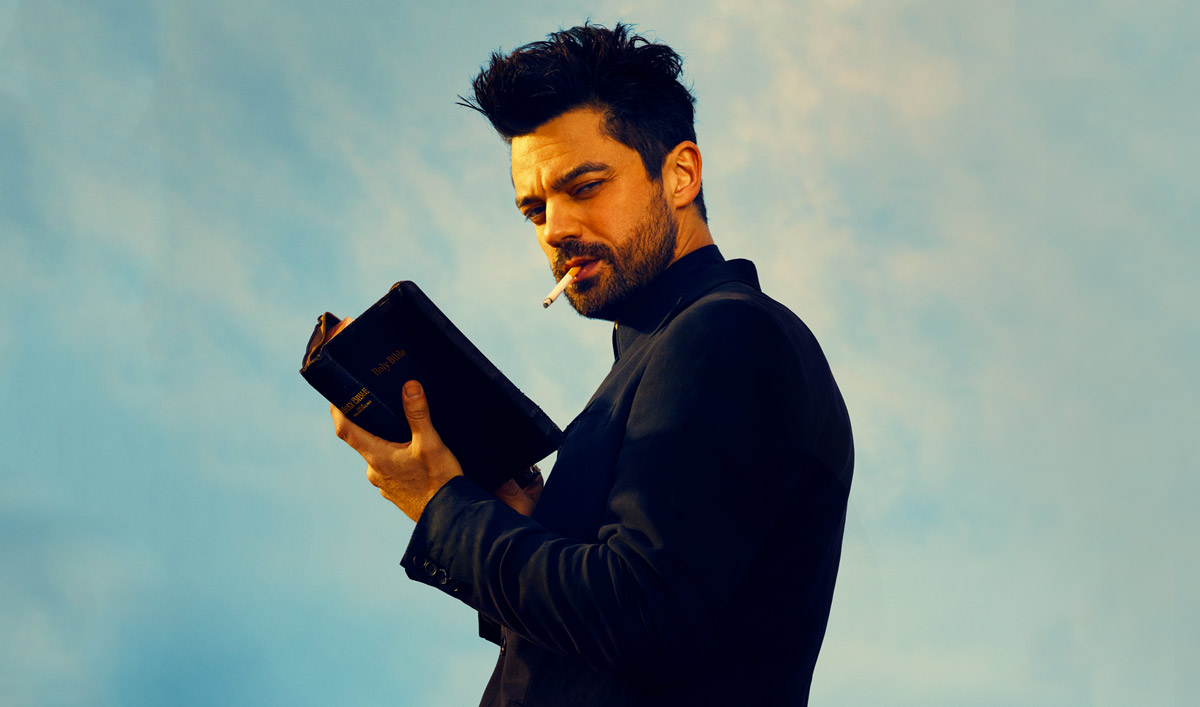 The Beginning Is Nigh: Watch <em>Preacher</em> Tonight at 10/9c on AMC