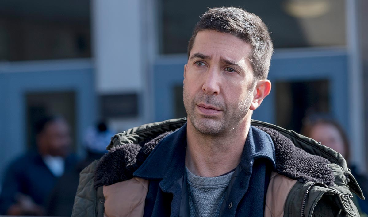 <em>Feed the Beast</em> Q&#038;A — David Schwimmer (Tommy Moran)
