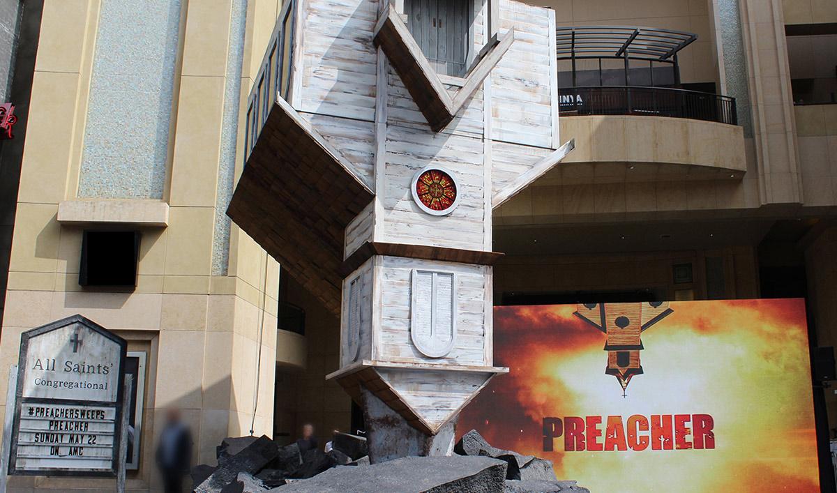 You Could Meet the <em>Preacher</em> Cast &#8212; Find Out How