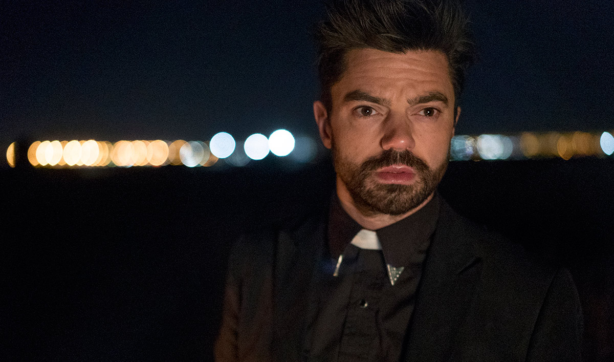 Extras for <em>Preacher</em> Episode 2