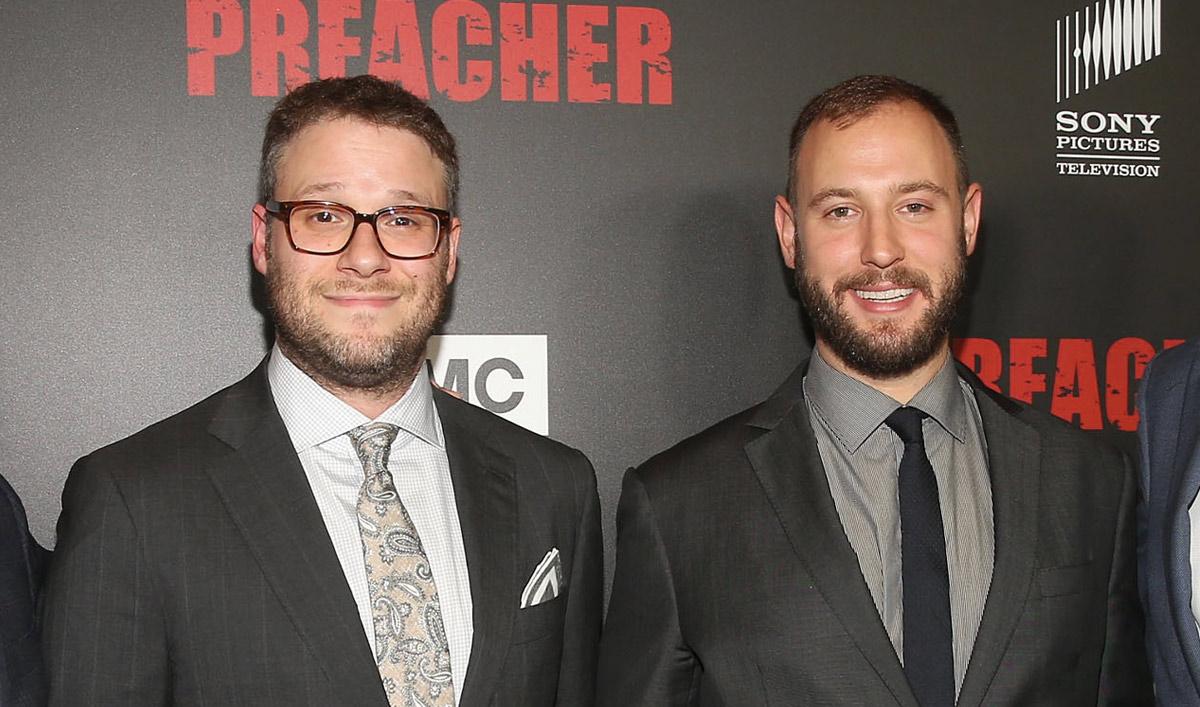 <em>Preacher</em> Q&#038;A &#8211; Seth Rogen and Evan Goldberg (Executive Producer/Directors)