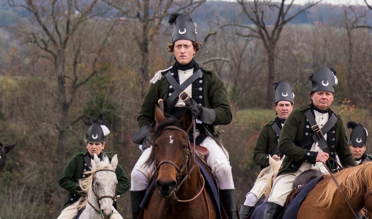Extras for <em>TURN: Washington's Spies</em> Episode 2