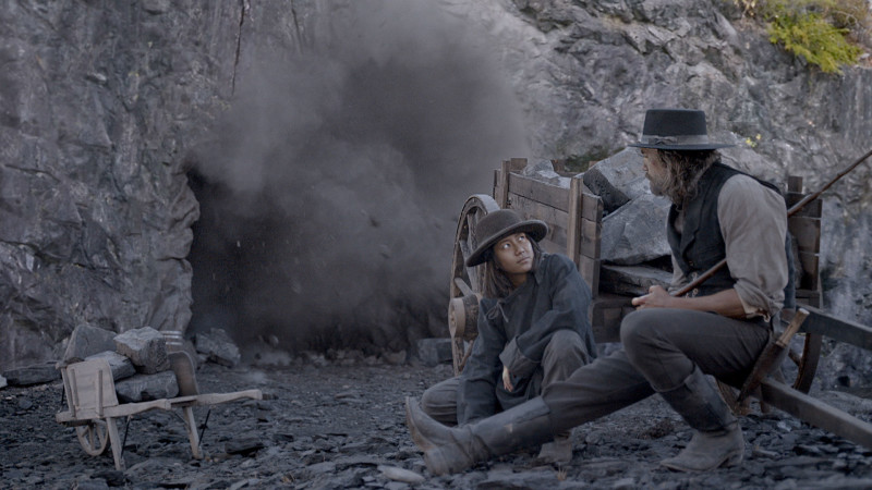 Inside Hell on Wheels Episode 510