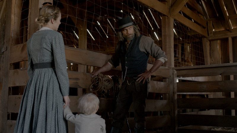 Talked About Scene from Hell On Wheels Episode 509