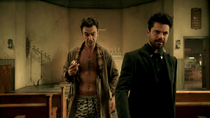 "Preacher Sneak Peek: ""Monster Swamp"""
