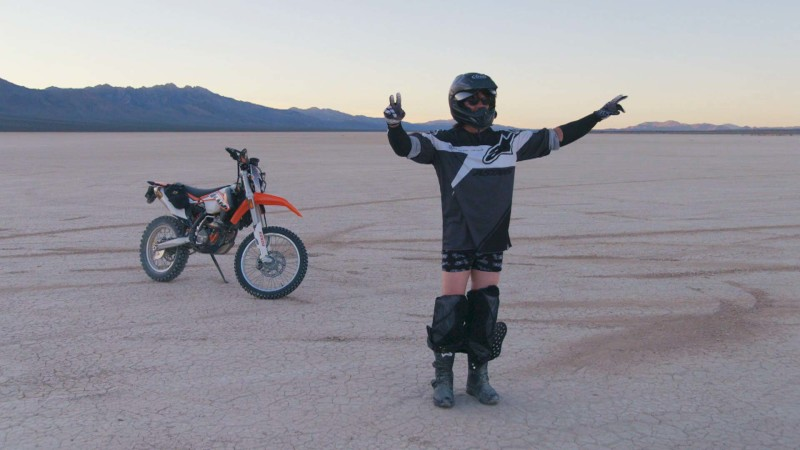 """Ride with Norman Reedus Extended Sneak Peek: """"Death Valley: Dante's View"""""""