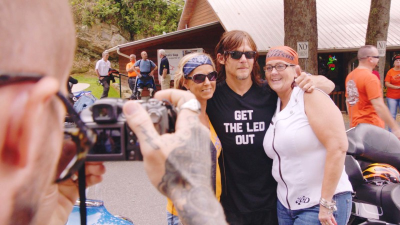 "Ride with Norman Reedus  Sneak Peek: ""Appalachia: Blue Ridge Parkway"""