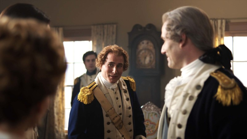 TURN: Washington's Spies Sneak Peek: A Visit From Alexander Hamilton