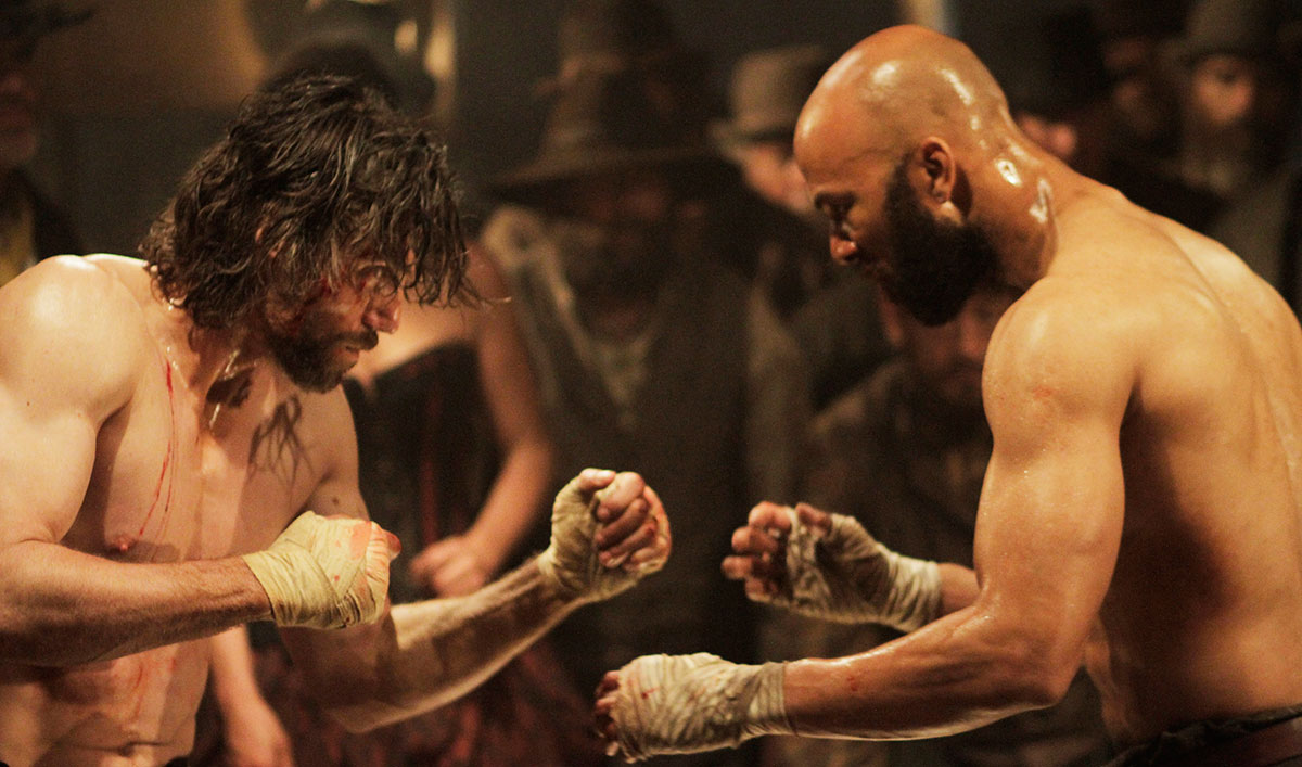 Anson Mount Looks Back on the Biggest Moments in <em>Hell on Wheels</em> History