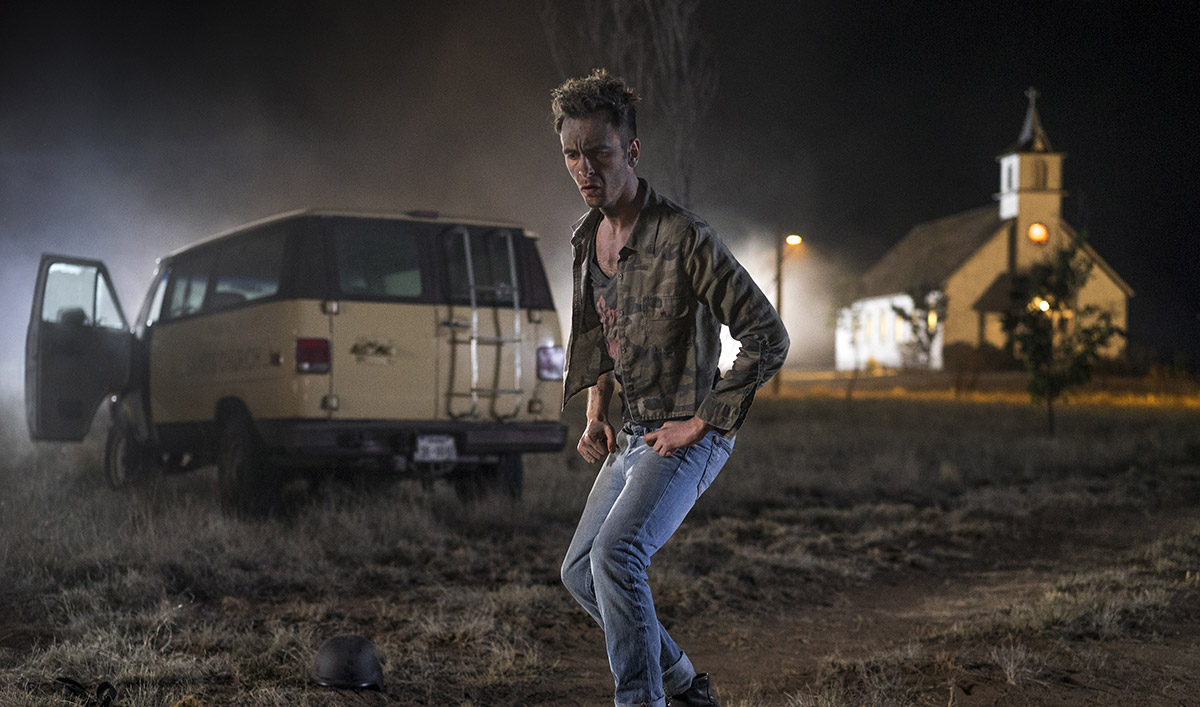 Behind-the-Scenes: How <em> Preacher</em> Created a Deadly Van Crash