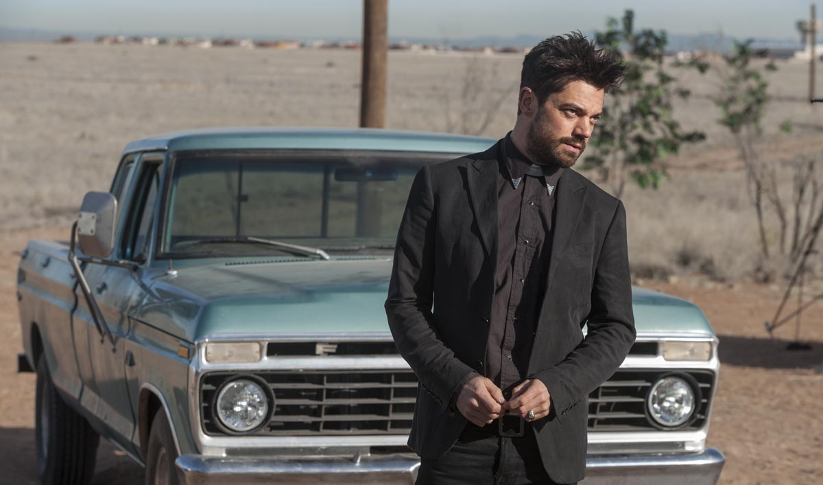 <em>Preacher</em> Episode 2 Now Available to Watch on AMC.com and AMC Apps (No Login Required)