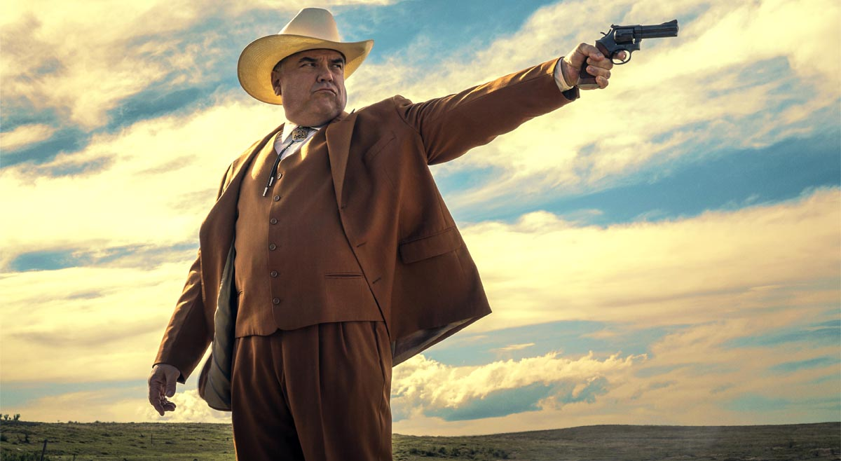 <em>Preacher</em> Q&A — W. Earl Brown (Sheriff Hugo Root)