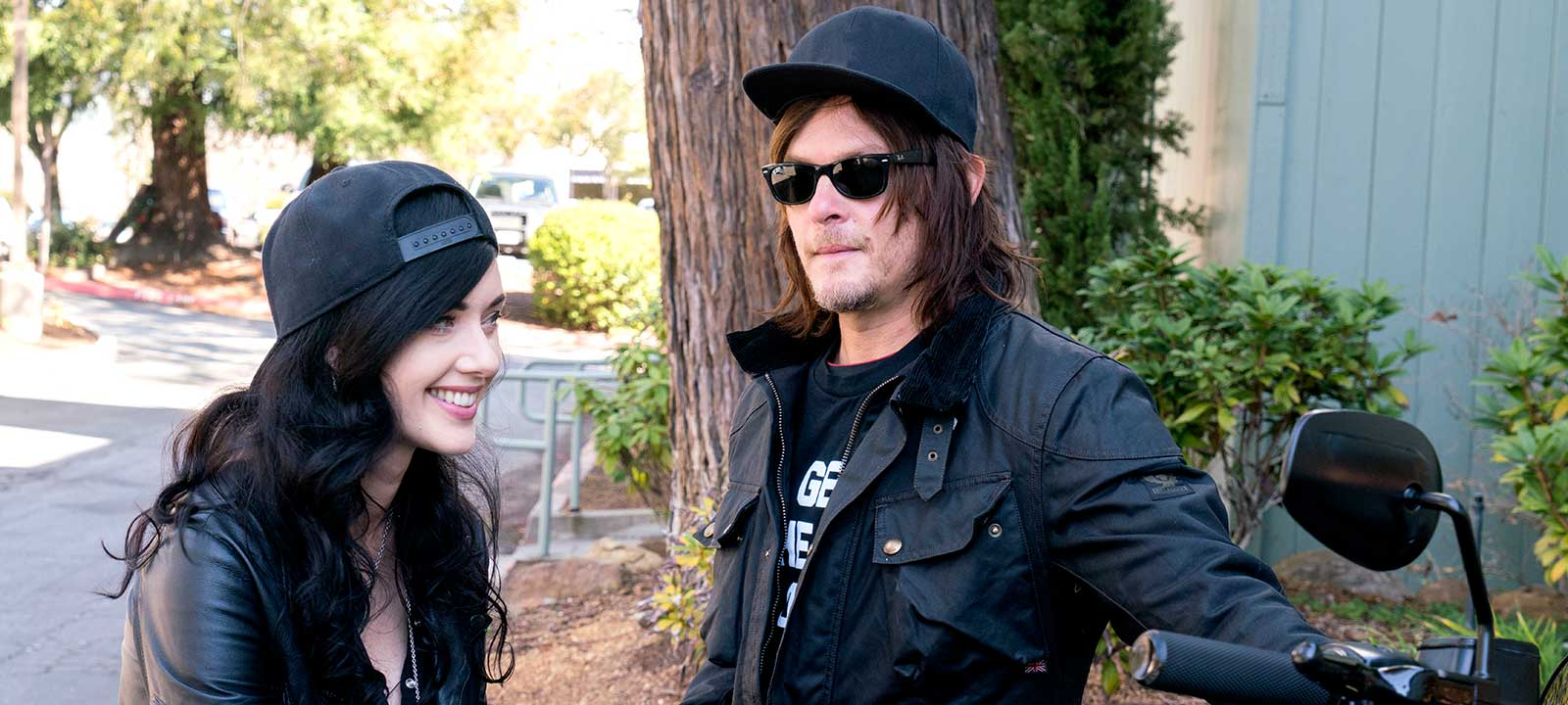Cecilia singley and norman reedus still dating 10