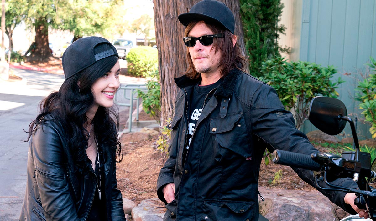 <em>Ride with Norman Reedus</em> Q&A — Imogen Lehtonen