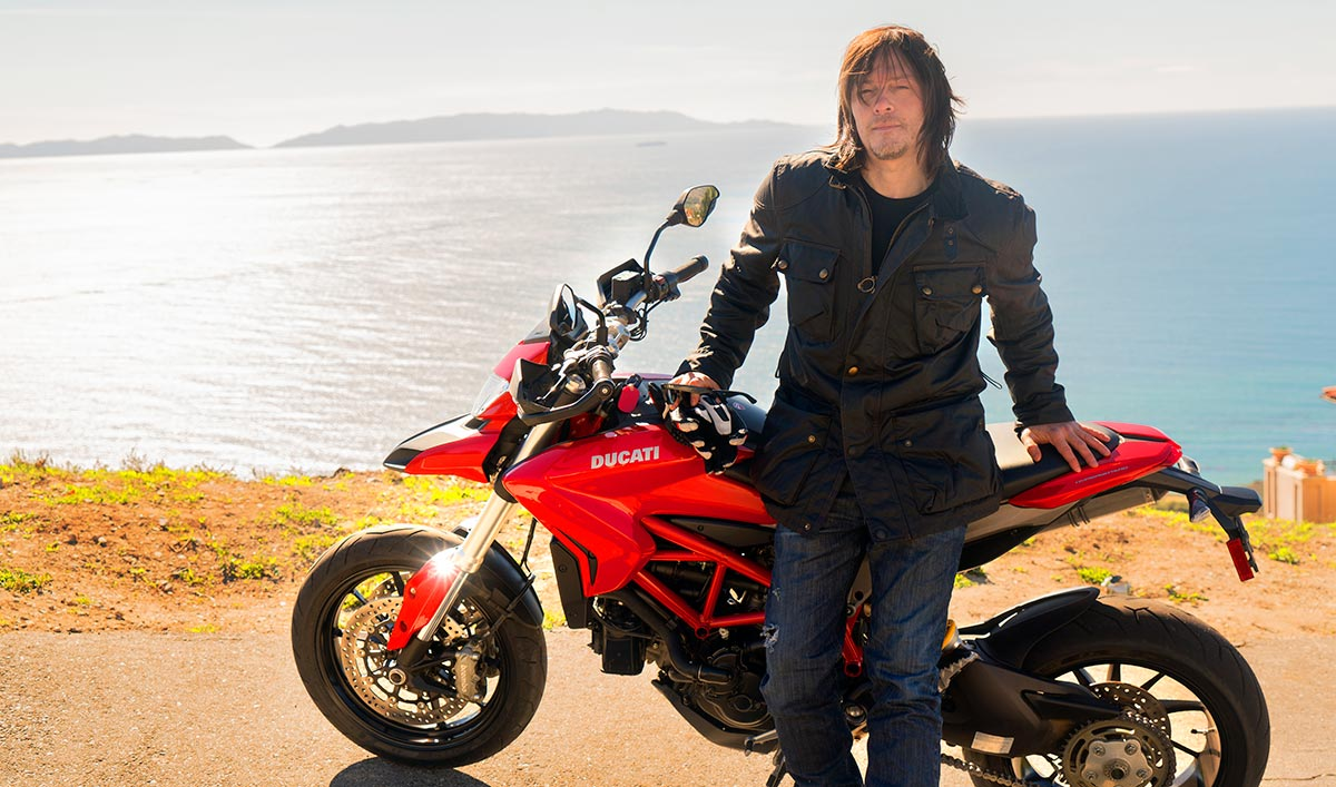 <em>Ride with Norman Reedus</em> Q&#038;A &#8212; Norman Reedus