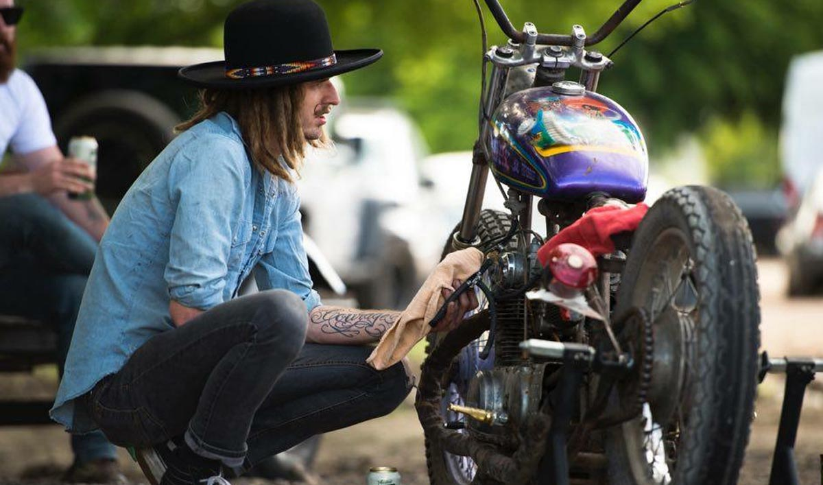 <em>Ride with Norman Reedus</em> Q&A — Colt Wrangler