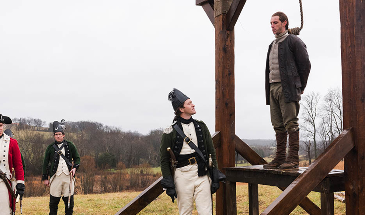 <em>USA Today</em> Talks to JJ Feild; Jamie Bell Starring in New Movie