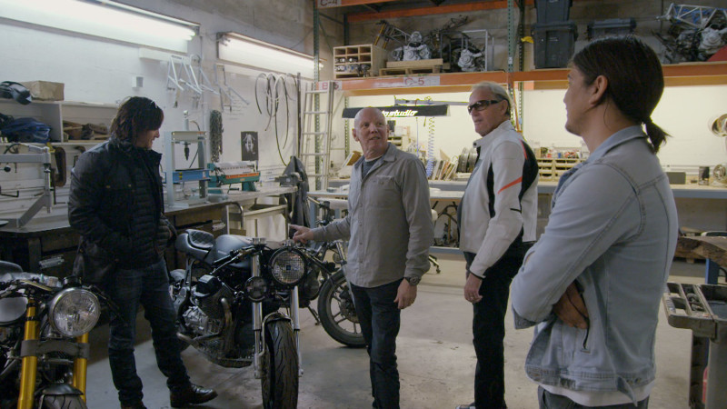 "Ride with Norman Reedus Sneak Peek: ""The Keys with Peter Fonda"""