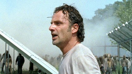 (SPOILERS) Talked About Scene: Episode 608: The Walking Dead: Start To Finish