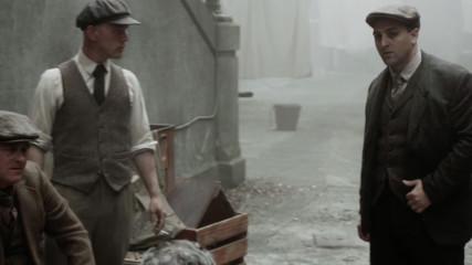 Sneak Peek: Al Capone Makes His First Kill
