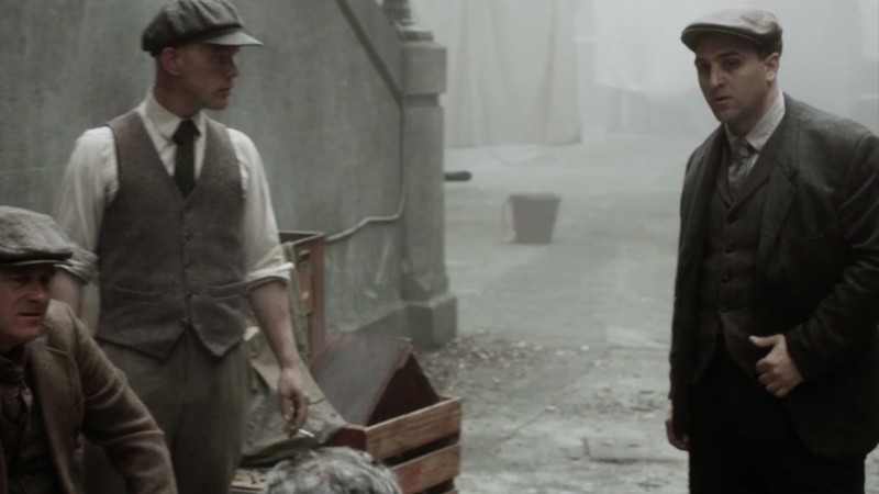 Sneak Peek: Al Capone Makes His First Kill