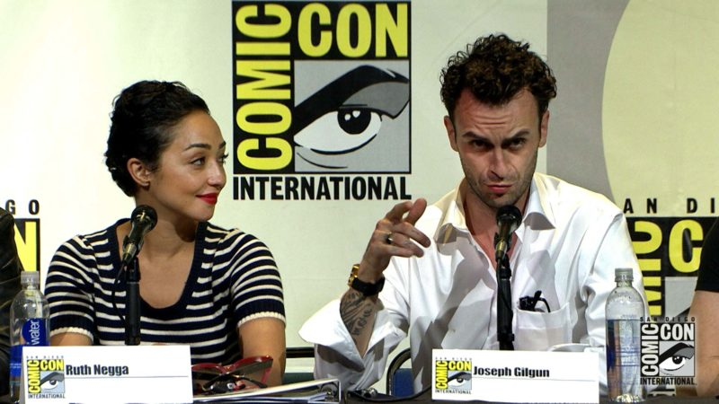 Drug-Induced Bipolar: Comic-Con Panel Highlights: Preacher Season 1
