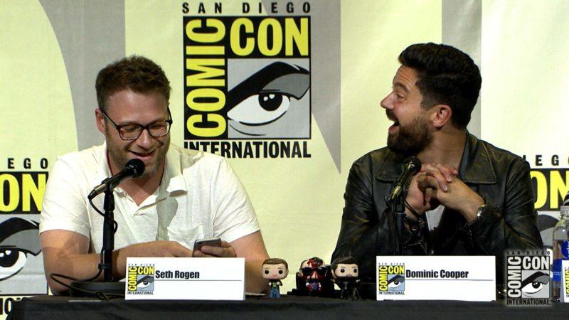Arseface: Comic-Con Panel Highlights: Preacher Season 1