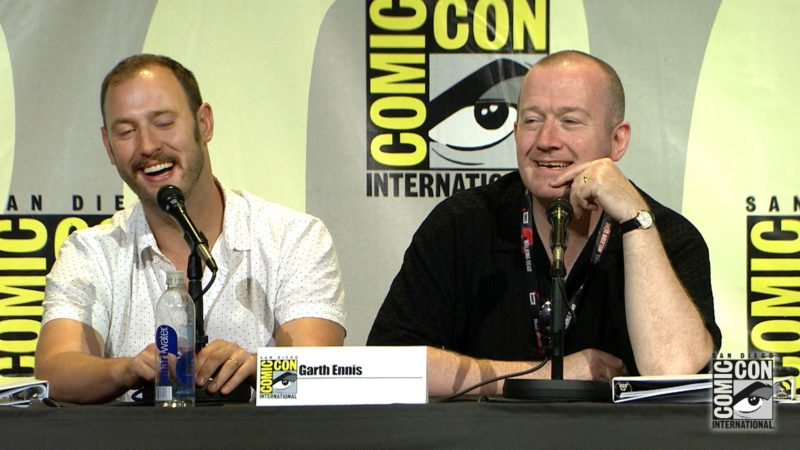 Adapting the Comic: Comic-Con Panel Highlights: Preacher Season 1