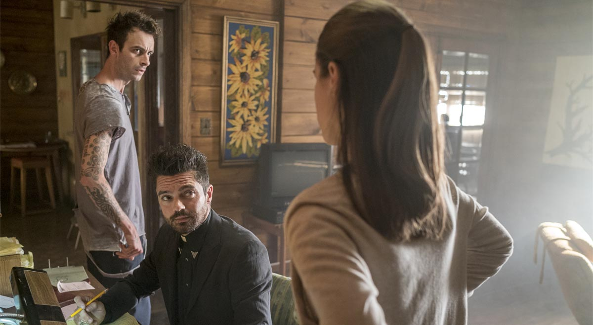 Extras for Episode 7 of <em>Preacher</em>