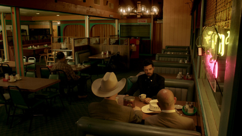 "Inside Preacher: ""Sundowner"""