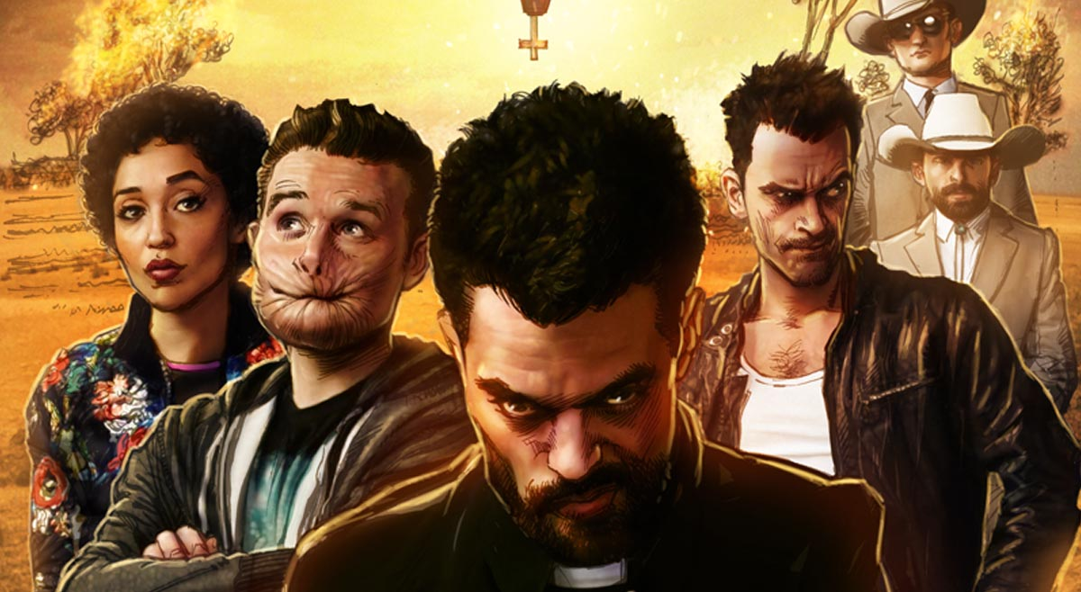 <em>TVLine</em> Notes <em>Preacher</em> Premiere Date; <em>Deadline</em> on New Casting