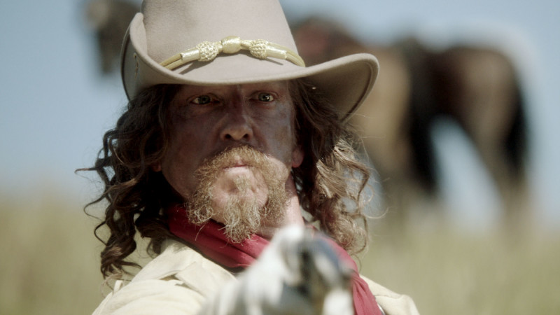 "The American West Talked About Scene: ""Showdown"""