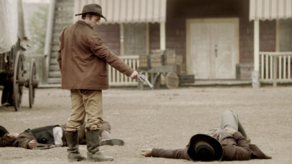 """The American West Talked About Scene: """"The Big Killing"""""""