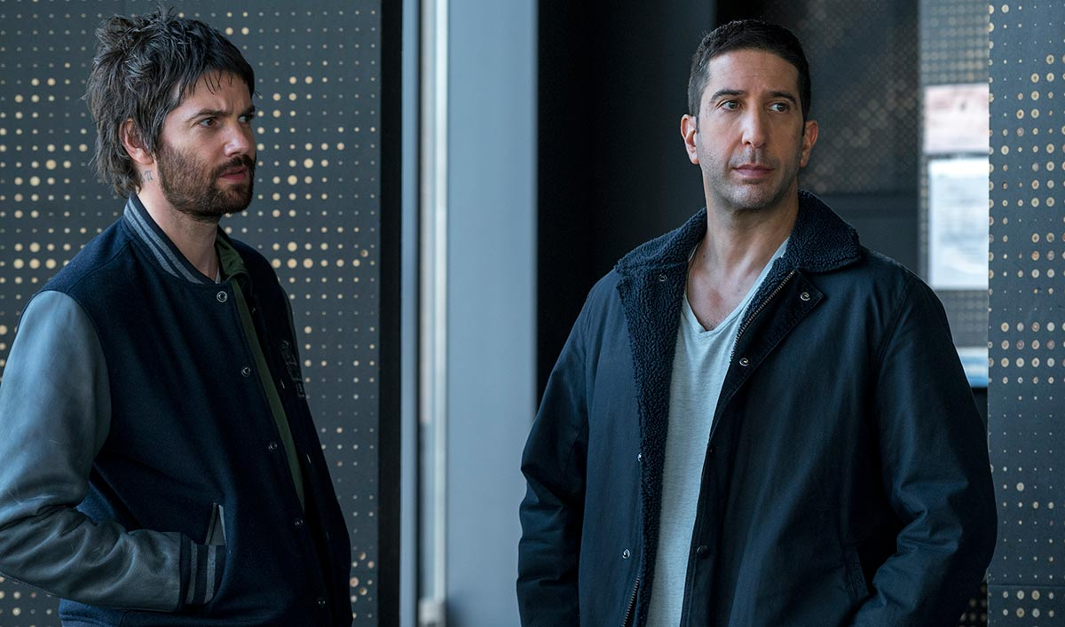 David Schwimmer Interviewed by <em>Nerdist</em>; Clyde Phillips Describes <em>Beast</em>