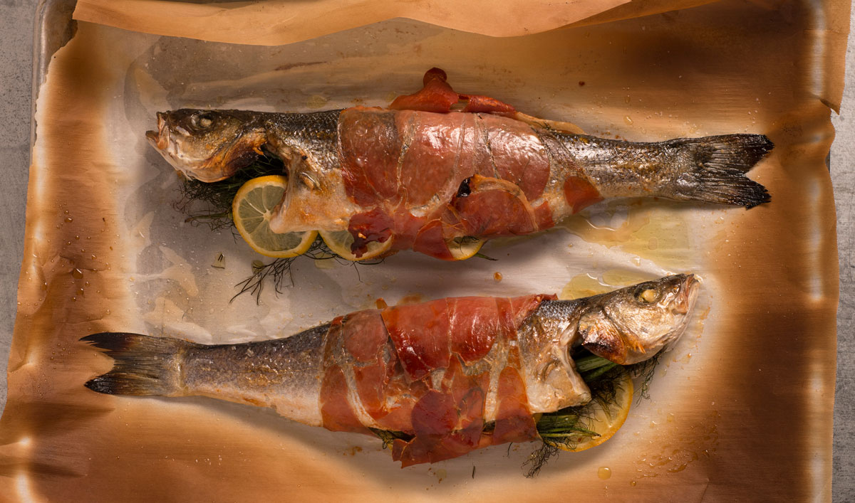 Prepare Thirio&#8217;s Whole Branzino Ahead of Time for the Next New Episode of <em>Feed the Beast</em>