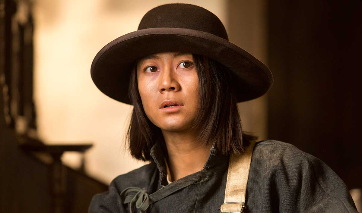 Extras for <em>Hell on Wheels</em> Episode 12