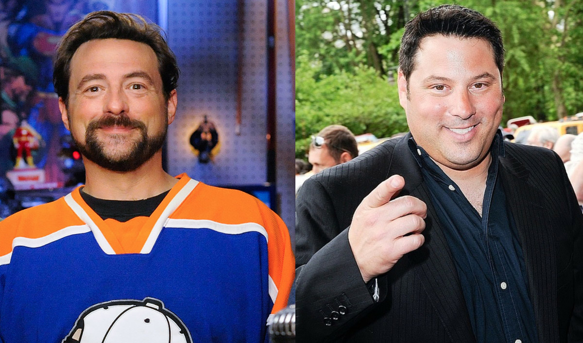 Kevin Smith and Greg Grunberg Host Special Comic-Con Episode of New Talk Show <em>Geeking Out</em>
