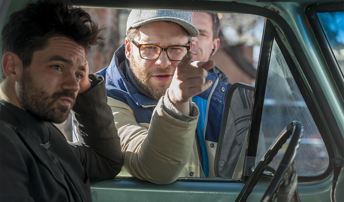<em>THR</em> Reports on <em>Preacher</em> Renewal; <em>Film School Rejects</em> Applauds Season 3