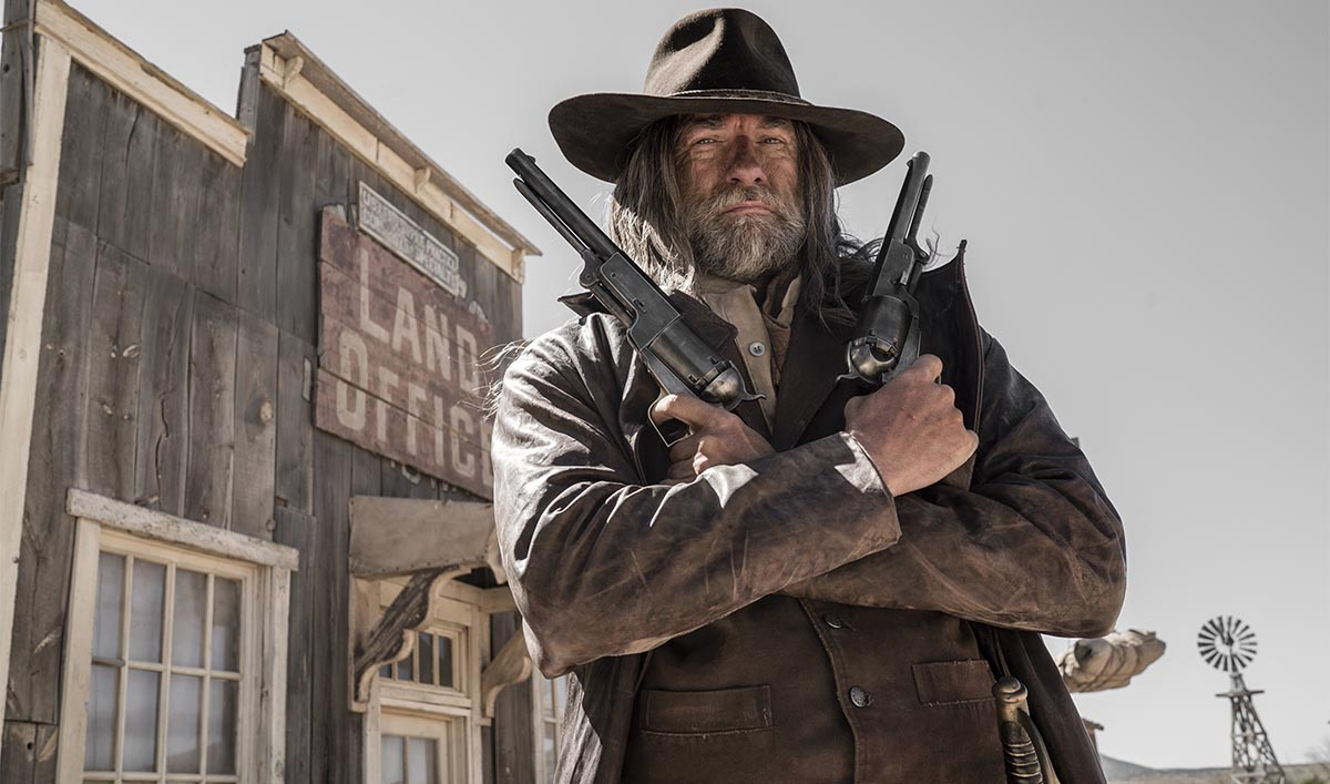 <em>Preacher</em> Q&A — Graham McTavish (Saint of Killers)